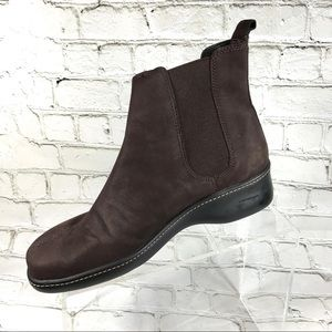 Rockport Women Brown Suede Ankle Boots